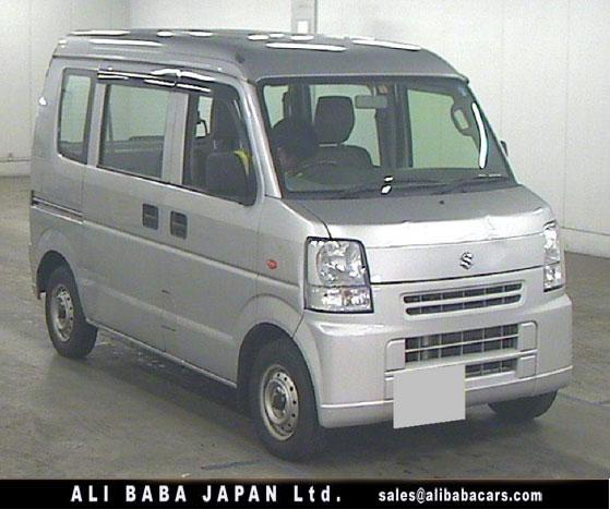 SUZUKI EVERY PA DA64V 2014- AliBaba Japan