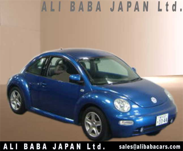 VOLKS WAGEN NEW BEETLE